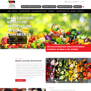 Maine School Nutrition Association