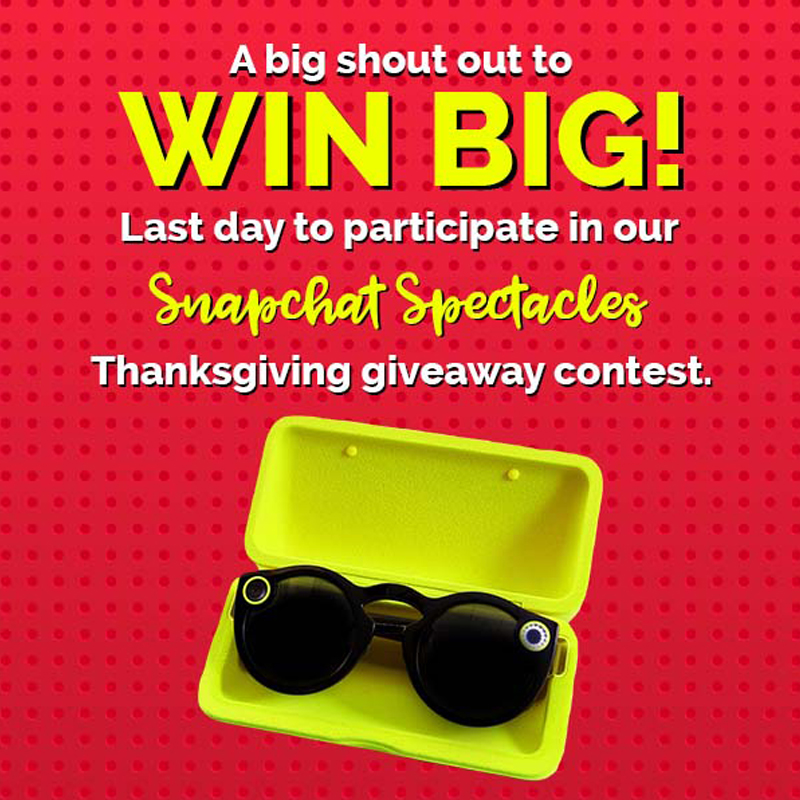 Snapchat Spectacles Post