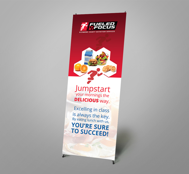 X-Frame Banner Stand