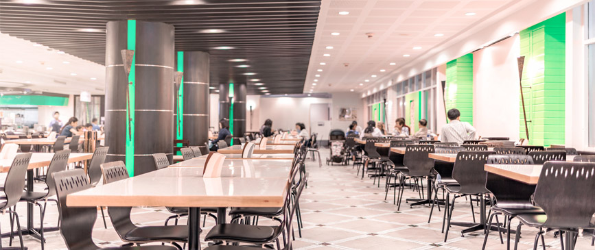 5 Steps: How to Design an Outstanding Cafeteria